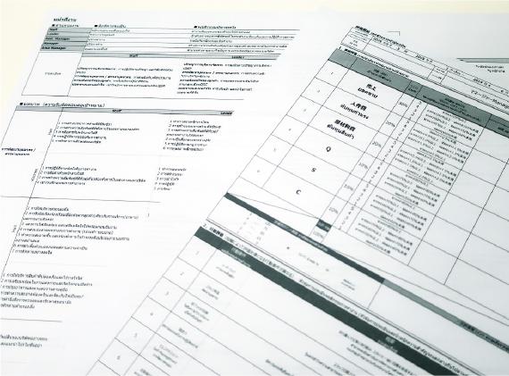 人事評価制度、インセンティブ制度の作成