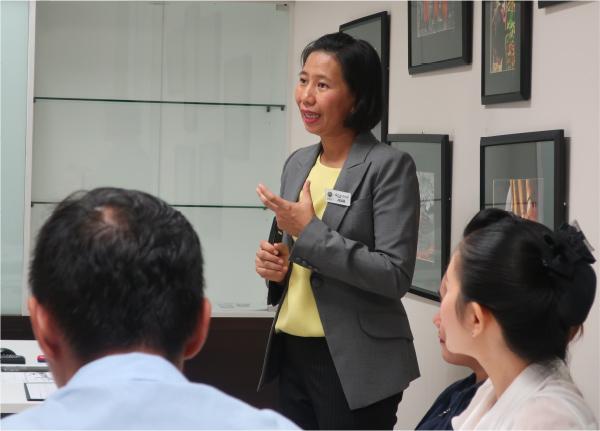 タイ人認定講師による講座
